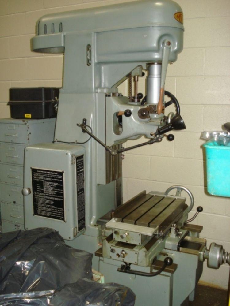 Moore Jig Borer Model 1 12 B For Parts
