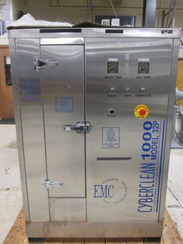 Emc Cyberclean 1000 Model 32p Stencil Washer New 2009 Like