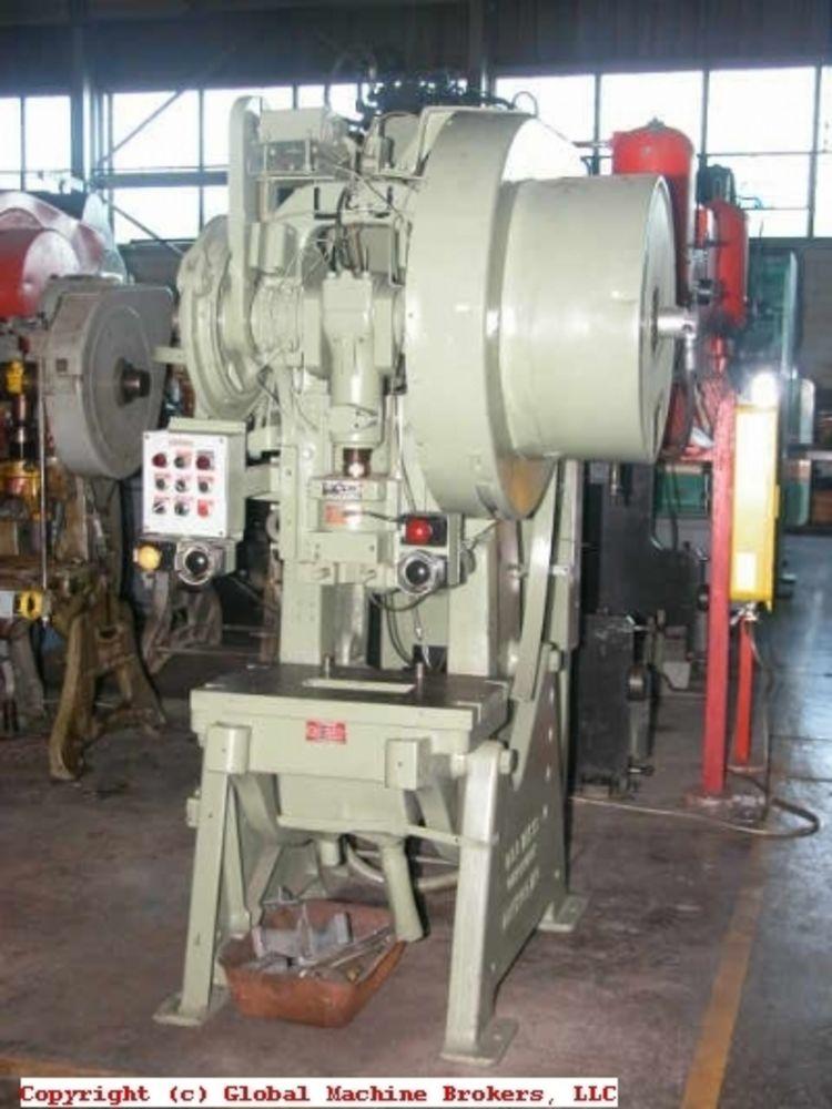 45 Ton L J Mo 45 Flywheel Type O B I Press