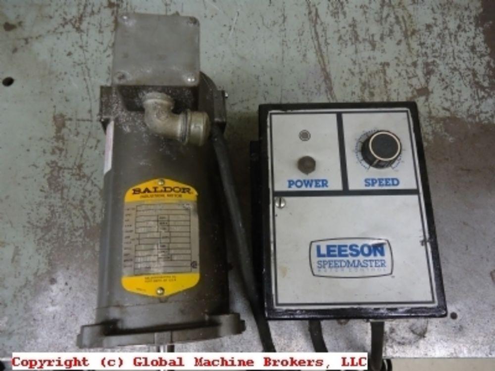 Baldor Industrial Motor Cdp3320 Control Box