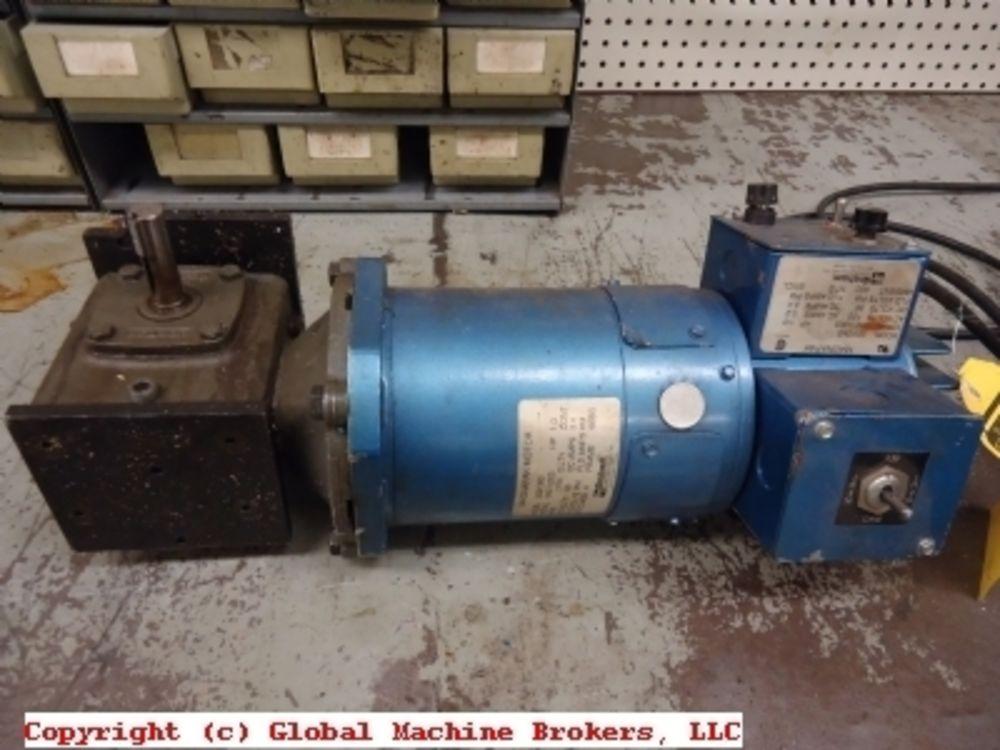 Magnapak Electric Dc Motor 302cm2 1 3 Hp