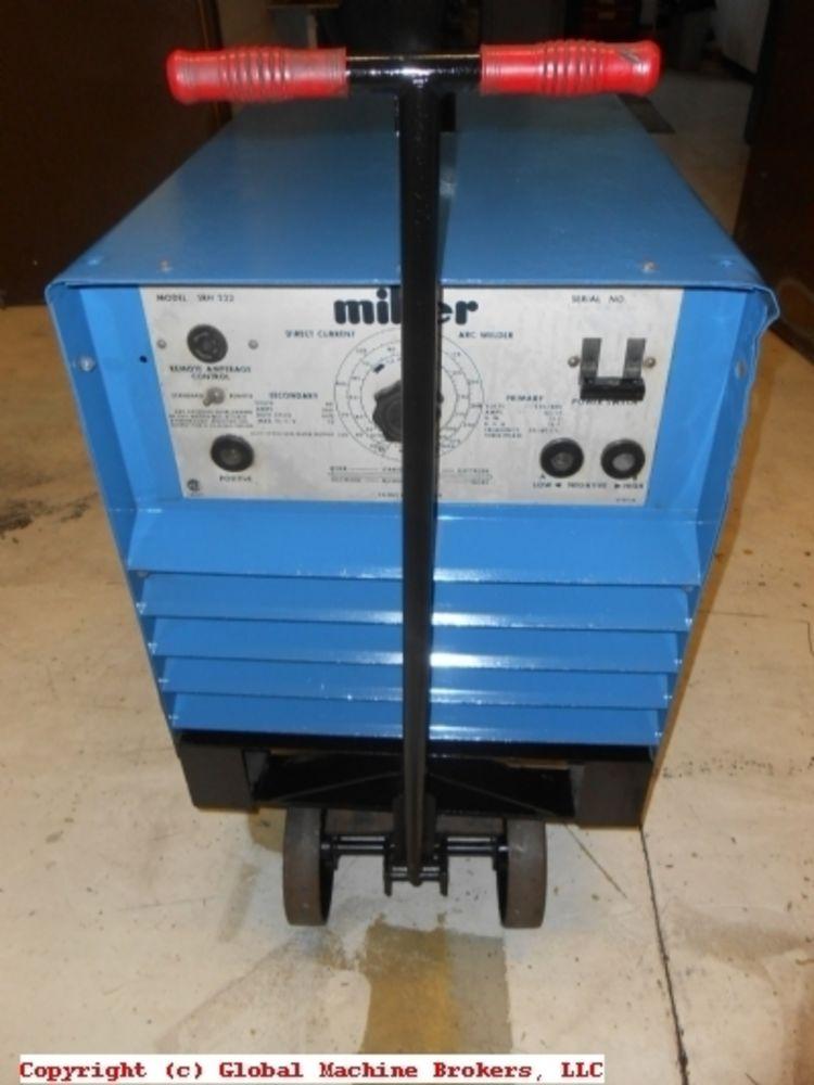 200 AMP Miller SRH-222 Welder
