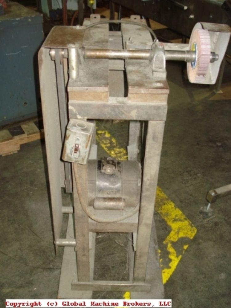 6 Quot Flap Wheel Sanding Machine