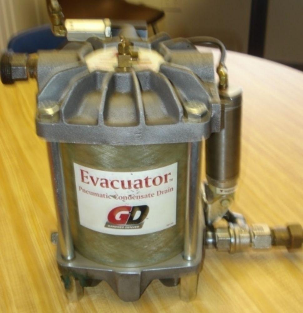 Gardner Denver Evacuator Part 7003108 Compressor Drain Valve