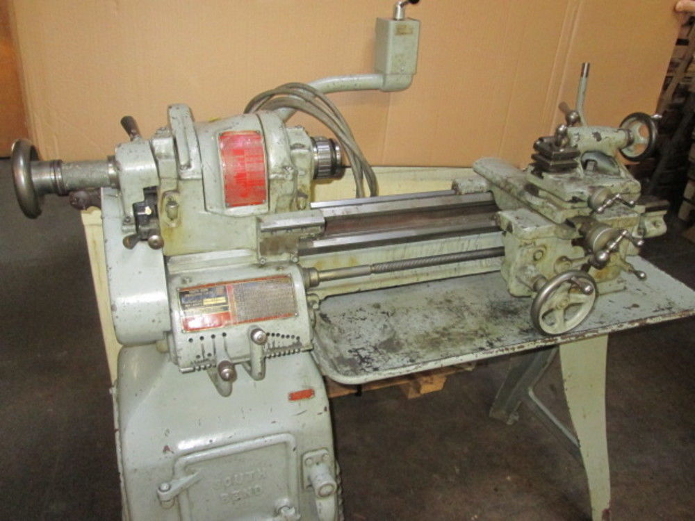 South Bend Cl 187 Z Precision Lathe For Sale