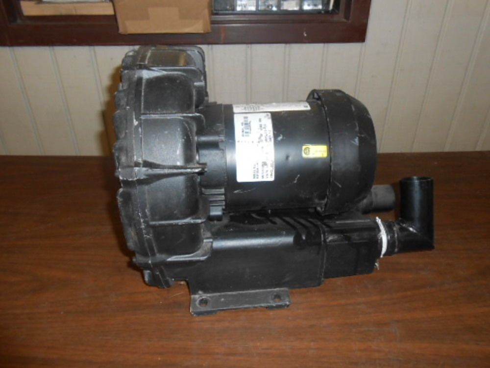 Emerson Electric Motor W  Blower Model Number R3p305a