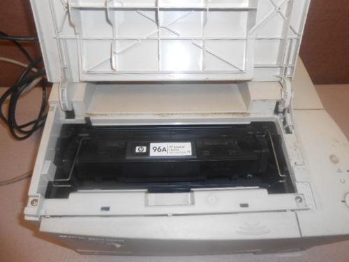 hp laserjet 2100 printer c4170a 100 127v ac working condition. Black Bedroom Furniture Sets. Home Design Ideas