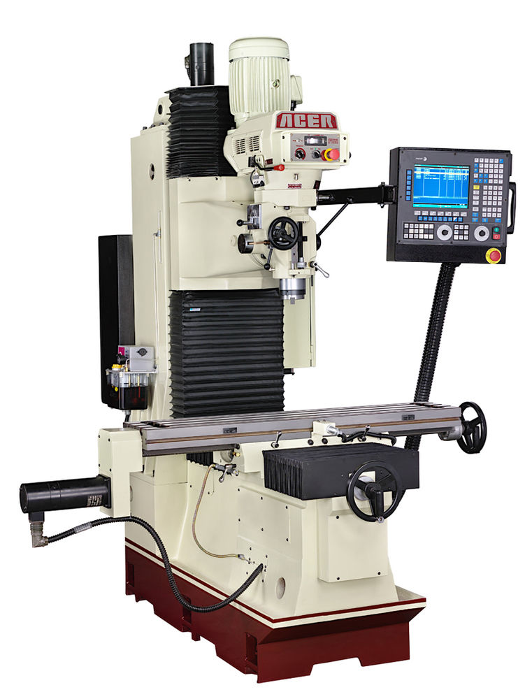 New Acer Atm 1054 Mill W Automatic Tool Changer