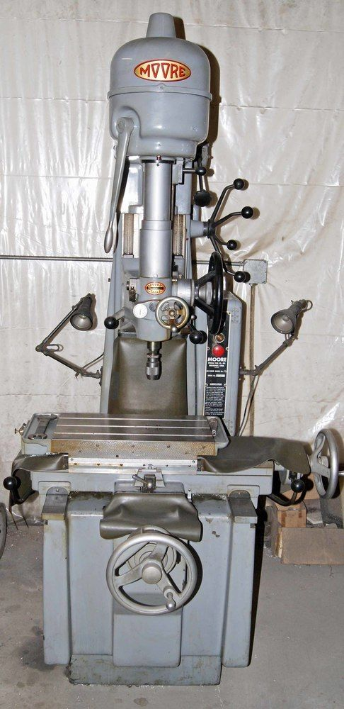 Moore Model 1 12 Jig Borer J287 Very Good Condition
