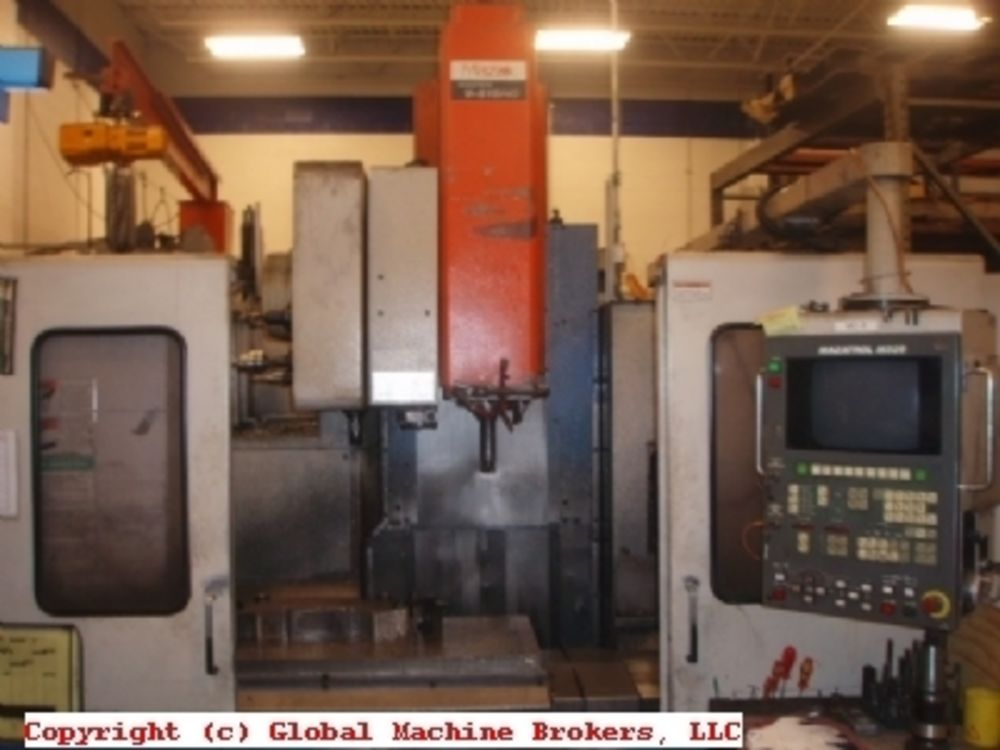 1994 Mazak Mtv 515 40 Heavy Duty Cnc Machining Center