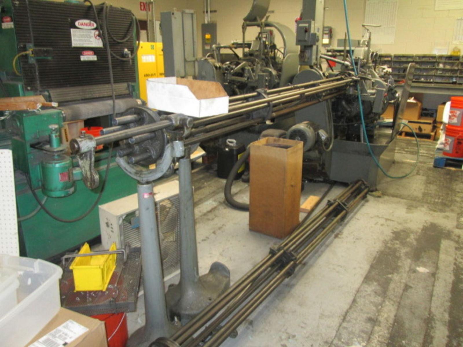 Davenport model b spindle automatic screw machine new