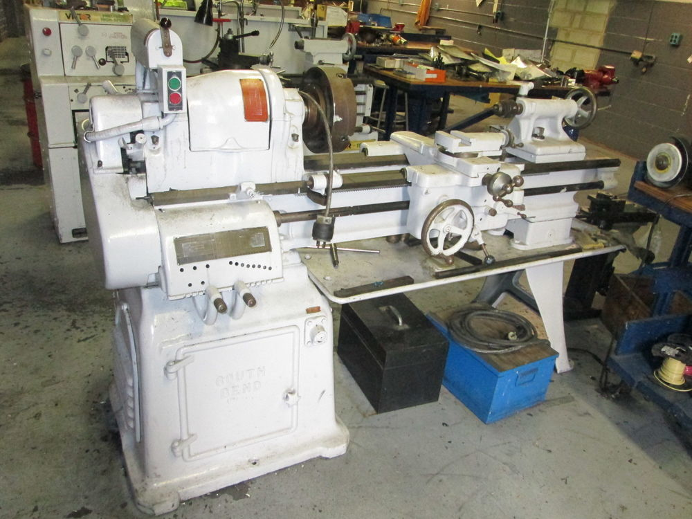 South Bend Lathe Model CL129C 72
