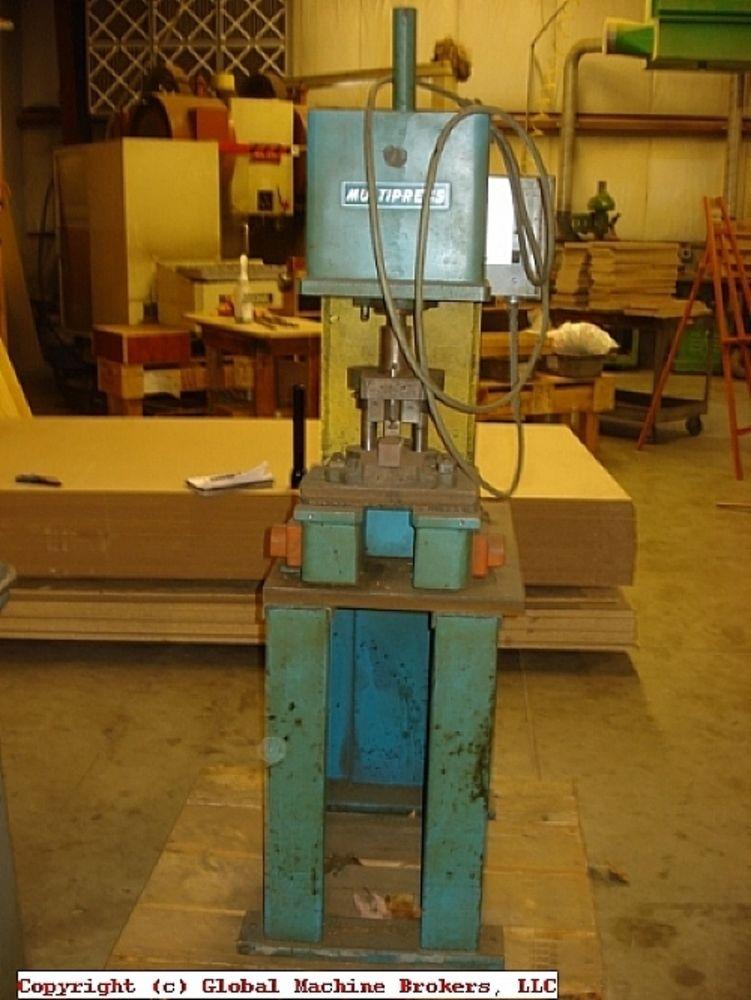2 Ton Denison Hydraulic Multipress